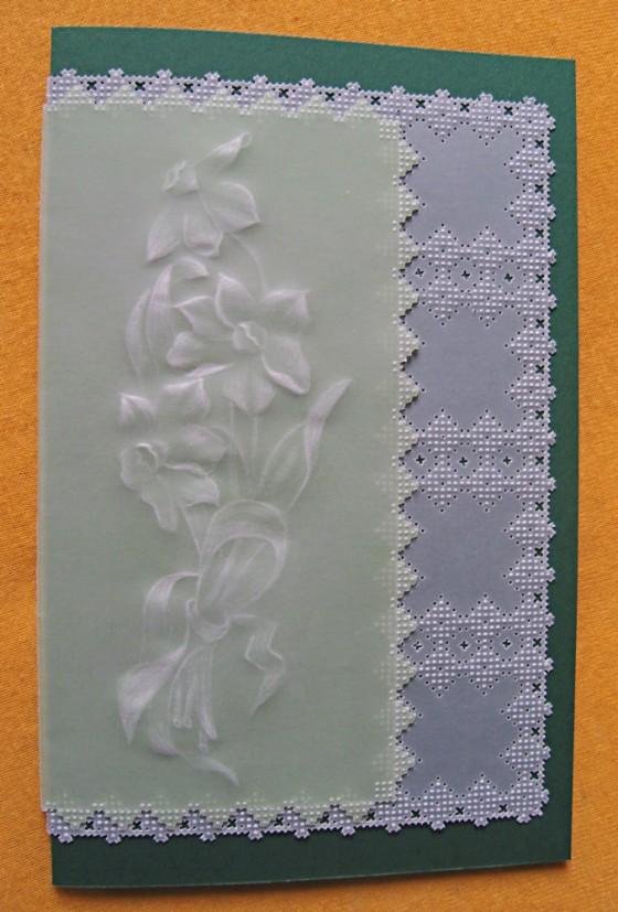 papírová krajka