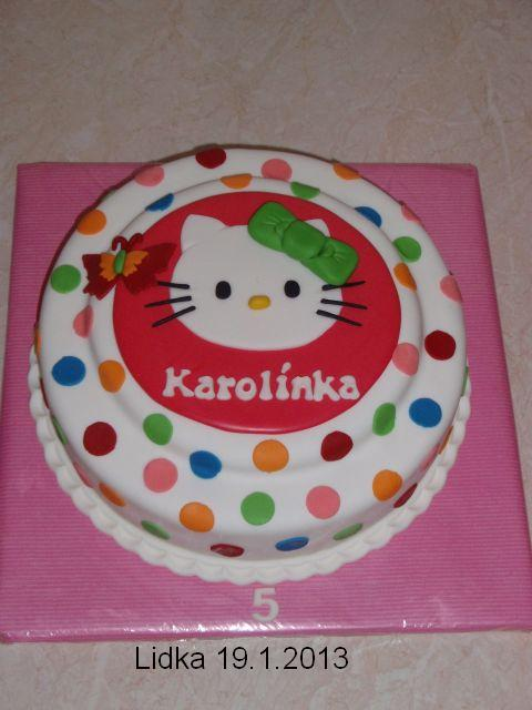 dětský dort