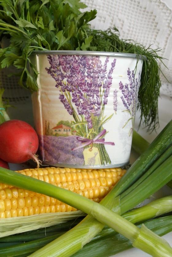 nádoba na bylinky