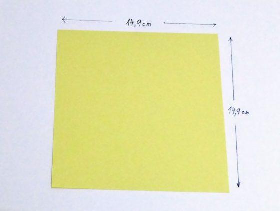 žlutý základ