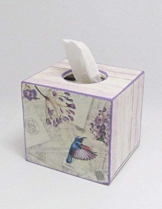 krabička na kapesníčky