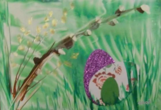 enkaustika - Velikonoce