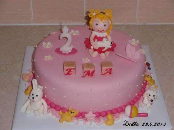 dětský k narozeninám