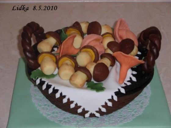 dort košík