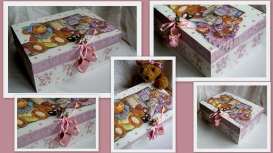 Dětská krabička