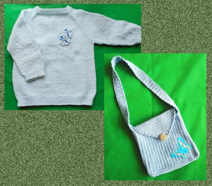 svetřík a taška